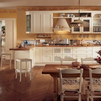 Bright Nuvola Kitchen Design Ideas