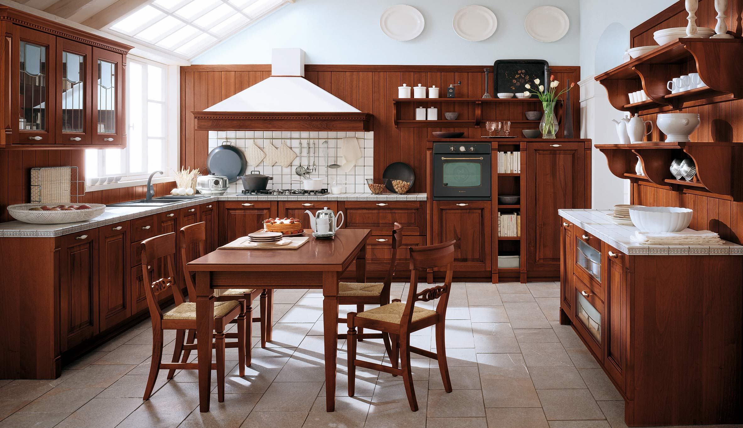brown anastasia kitchen decor