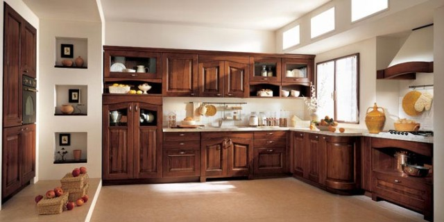 Classic kitchen designs by arrital cucine italy kitchen for Classic kitchen designs photos
