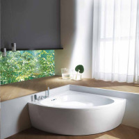 Coralya Angeletti Ruzza Design Bathtub