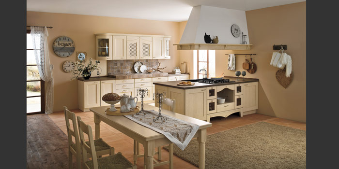 Ducale Classic Kitchen Interior Design StyleHomesnet