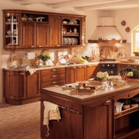 Epoca Classic Kitchen Interior Design