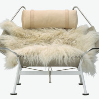 Lounge Chair by PP Mobler