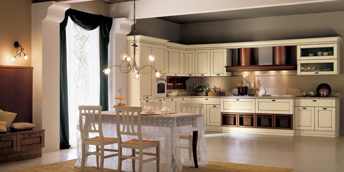 Stunning Classic Kitchen Interior Design 700 x 350 · 41 kB · jpeg