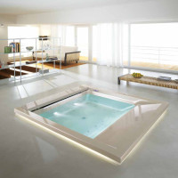 Seaside T07 Bathtub