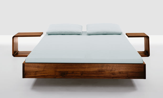 Simple bed design for Simple wooden bed designs pictures