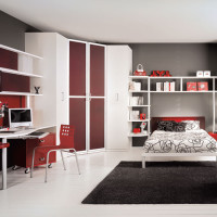 Teen Bedroom Interior Design