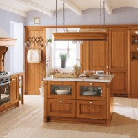 Traditional Italian Kitchen Designs from Cesar