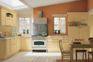Village Classic Kitchen Interior Design