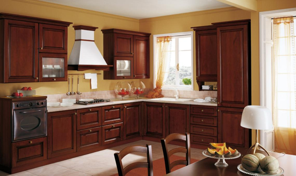 Agnese classic kitchen design for Classic style kitchen ideas