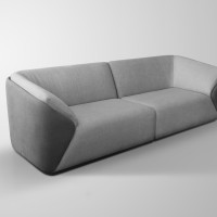 Sofa 60 Slice - Designer Sofa-1