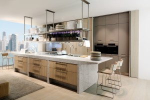 Lignum et Lapis Kitchen Design Composition 1