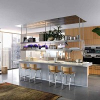 Lignum et Lapis Kitchen Design Composition 2