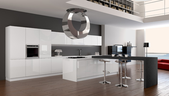 Arcobaleno Modern Kitchen Design