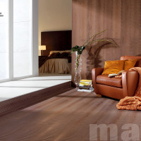 Trend-setting Artistic Wood Flooring by Mafi