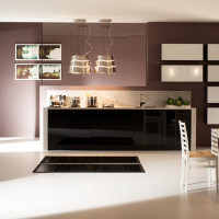 Brillante Modern Kitchen Design