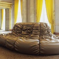 Sofa Designs – Big Fluffy Sofas by Edra