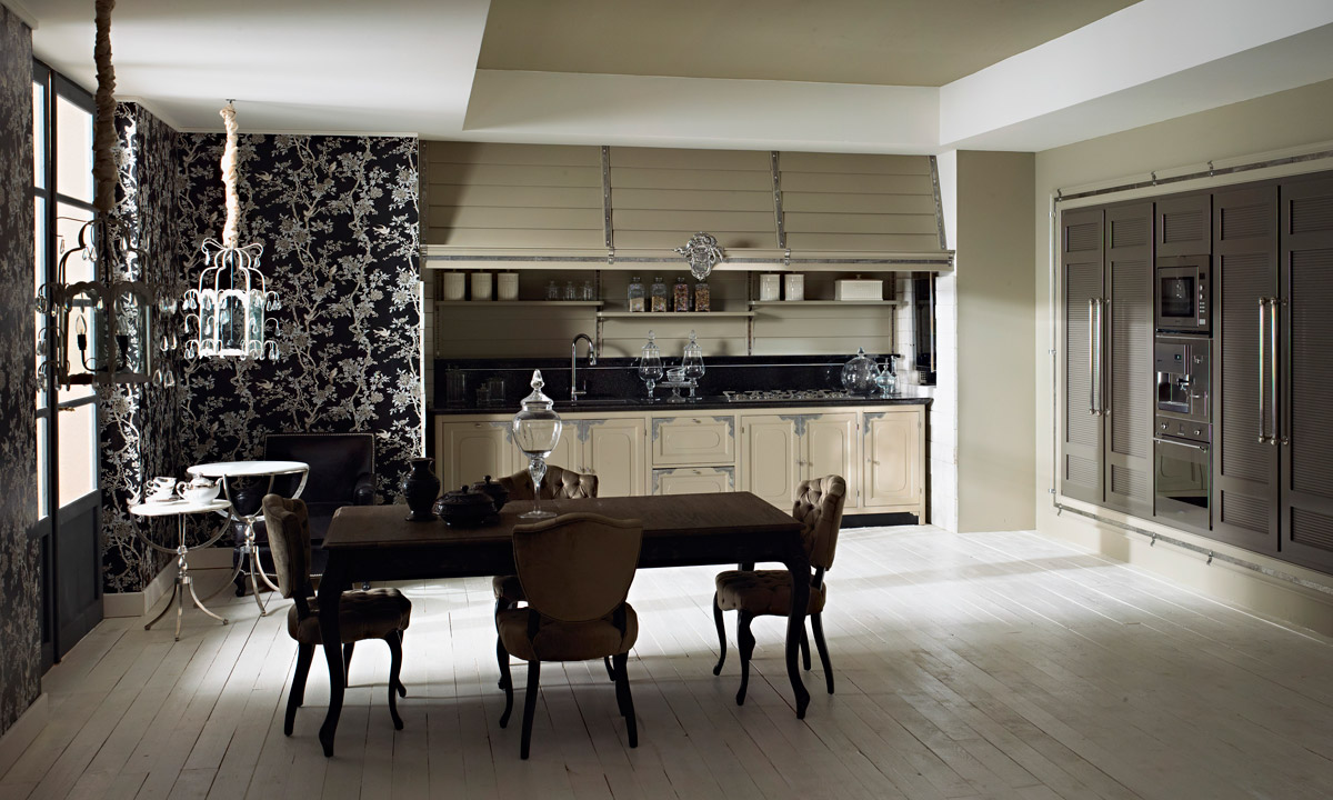 Classic kitchen islamorada 2 by marchi cucine for Home cucine