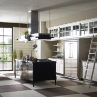 Classic Kitchen Opera -1 by Marchi Cucine
