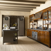 Classic Kitchen Opera -2 by Marchi Cucine