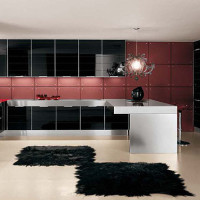 Cristallo Modern Kitchen Design