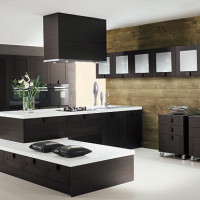 Diamante Modern Kitchen Design