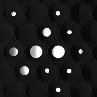 Dot Black & White Tiles Collection