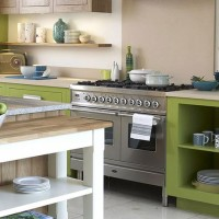 Green Kitchen Remodeling Ideas