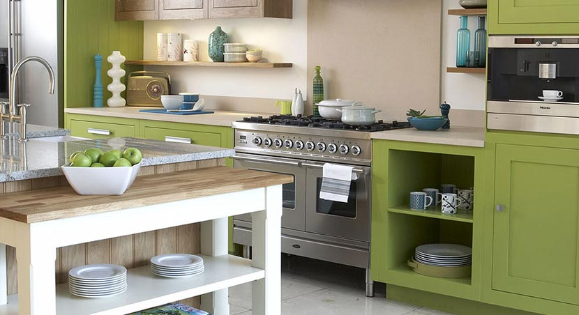 Excellent Green Kitchen Cabinets 830 x 452 · 60 kB · jpeg