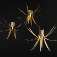 House Lighting – Iris Pendant Lights by Alex MacMaster