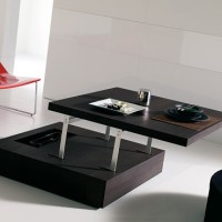 Led-lighted Tables Ozzio Flat-2