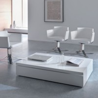 Led-lighted Tables Ozzio Flat-4