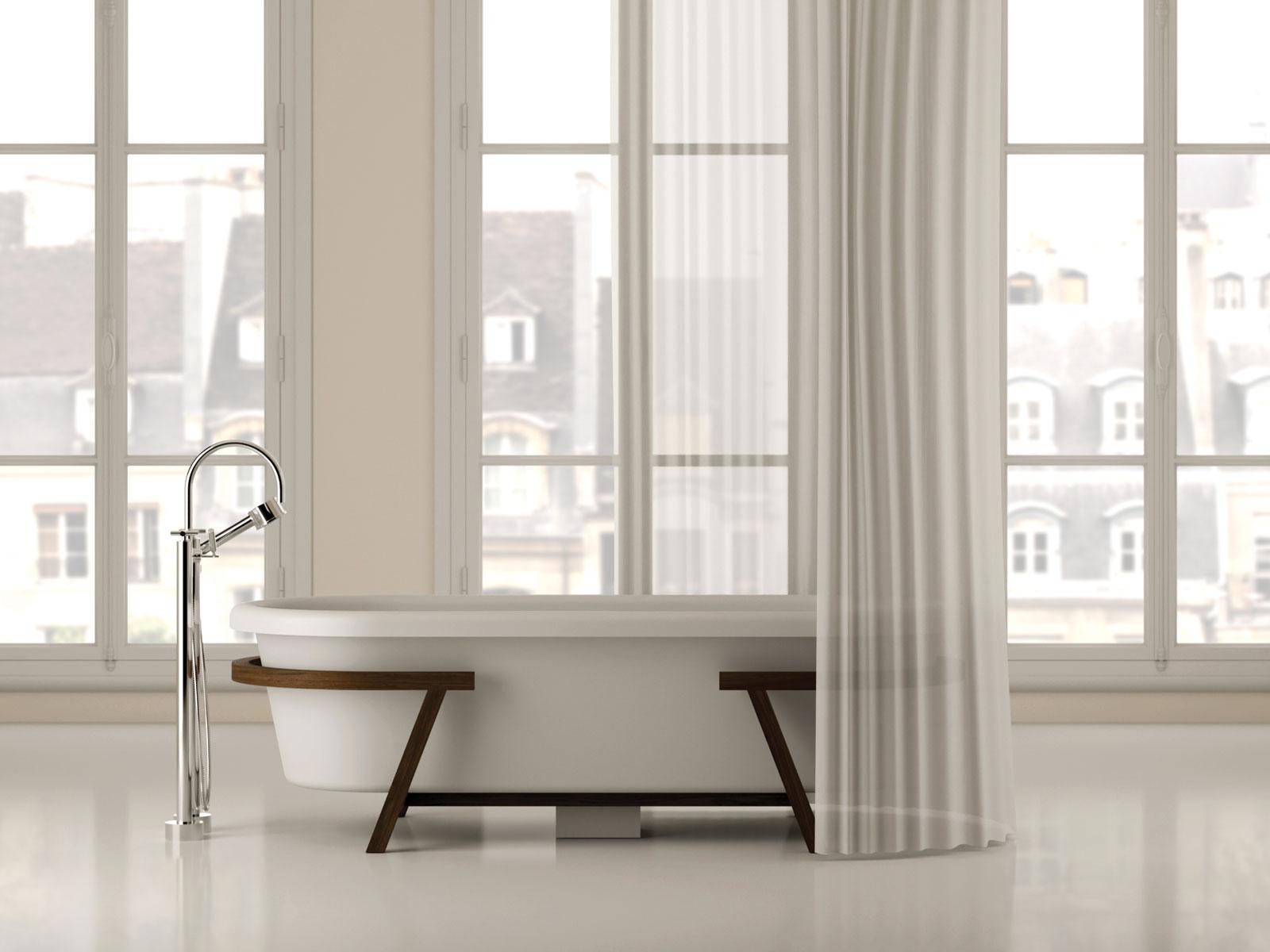 Moma Design Bathtub Provence 1 StyleHomesnet