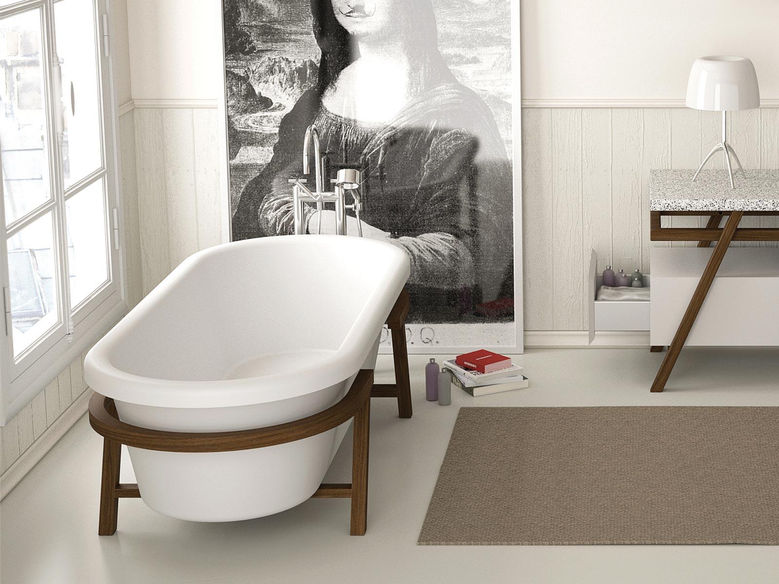 Moma Design Bathtub Provence 3 Stylehomes Net