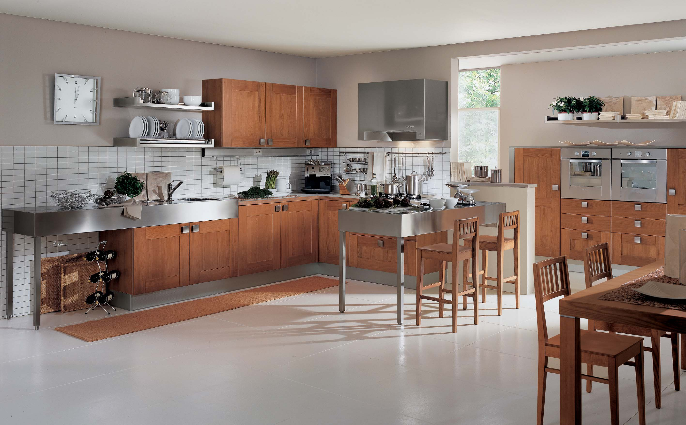 quadra riquadra artica kitchen design - Artica Designs