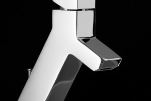 Step Single Lever Mixer Bathroom Faucet