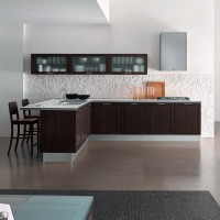 Tiffany Modern Kitchen Interior Design