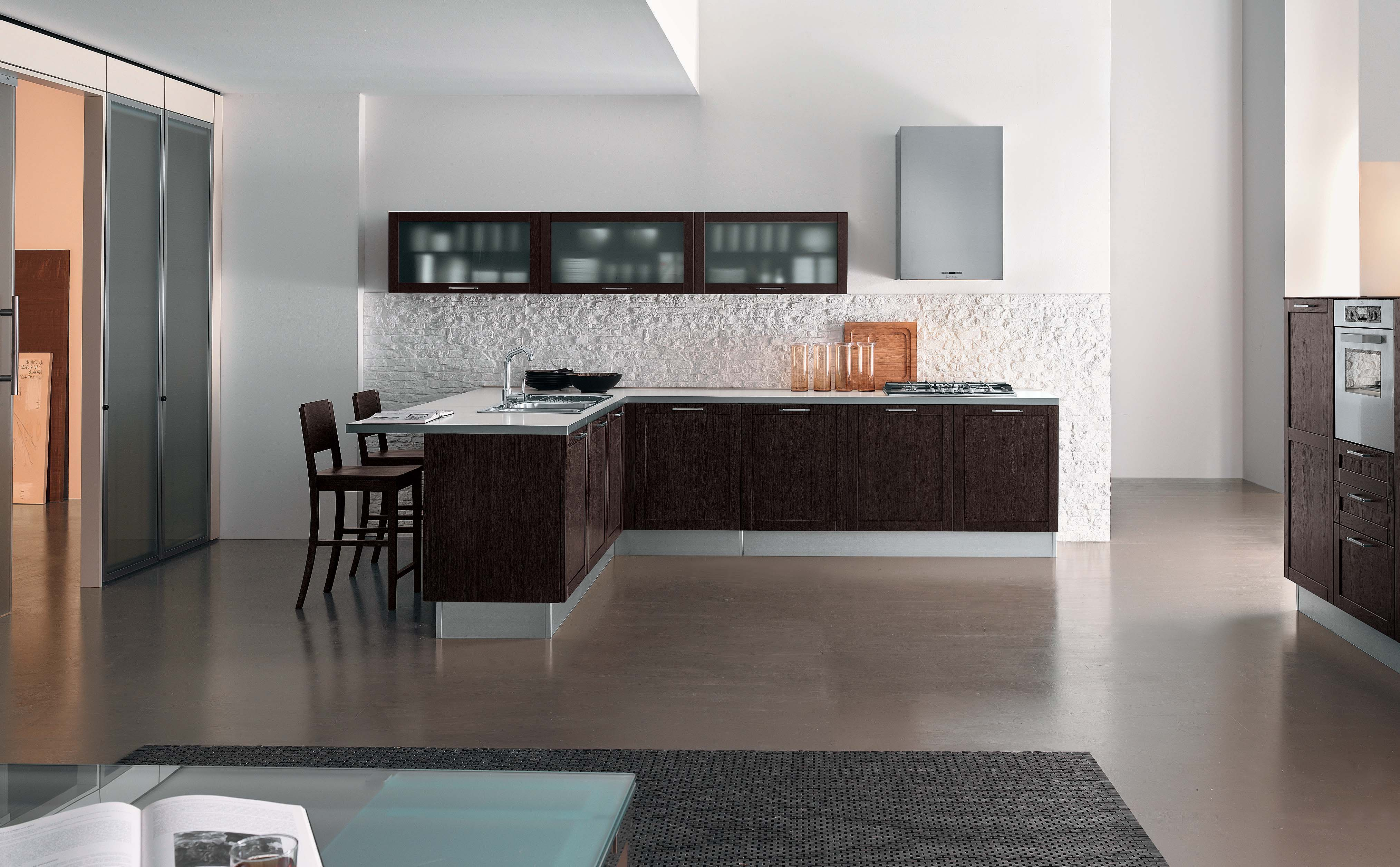 Perfect Modern Kitchen Interior Design 4055 x 2511 · 853 kB · jpeg