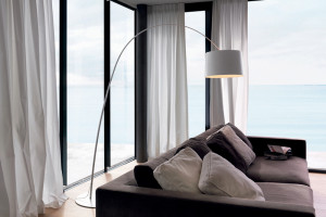 Tuco Floor Lamp White