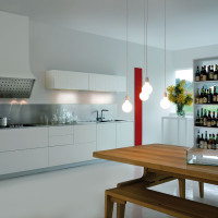 White Kitchen Design Mesa