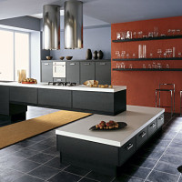 Zaffiro Modern Kitchen Design