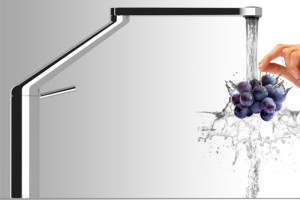 360 Degree Rotation Kitchen Faucet Nobili-1