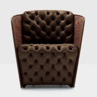 House Furniture – Capitone ArmChair by NubeItalia