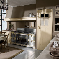 Country Chic Kitchen Doria by Marchi Cucine