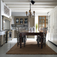 Country Chic Kitchen Hemingway by Marchi Cucine