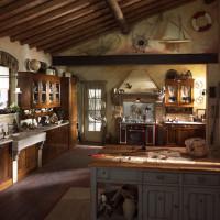 Country Chic Kitchen Valenzuela -1 by Marchi Cucine
