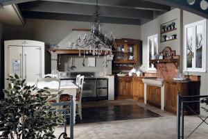 Country Chic Kitchen Valenzuela -2 by Marchi Cucine