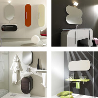 Lasa Flux Bathroom Furniture Set-008