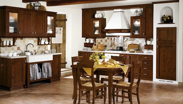 Anita Traditional Kitchen Design