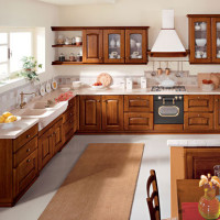 Magda Traditional Kitchen Design